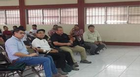 Estudiantes de FAREM-Carazo participan en ponencias sobre cuido del Medio Ambiente