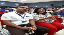 Docentes de FAREM-Carazo participan en Foro de Promotores de Salud Universitaria