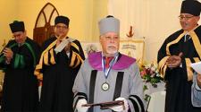 Otorgan Honoris Causa al Doctor Hugo Gutiérrez, Vicerrector de Docencia de UNAN-Managua