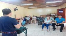 Docentes de FAREM-Carazo continúan en capacitación para optar a Fondos para Proyectos