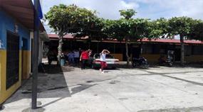 Participación en III Simulacro Nacional de preparación y protección de la Vida